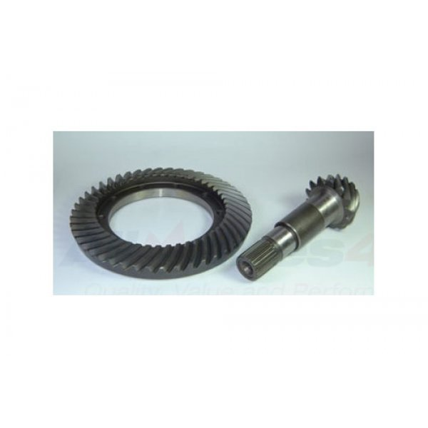 Crown Wheel and Pinion - LR027527