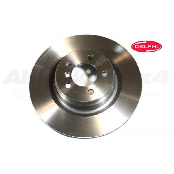 Front Brake Disc - LR031843