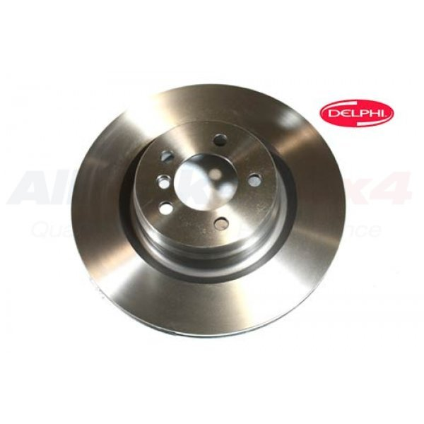 Front Brake Disc - LR031843G