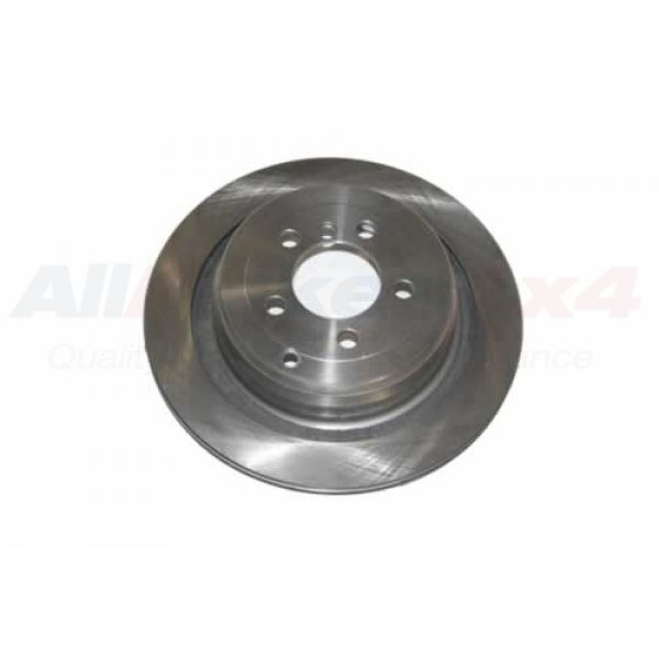 Rear Brake Disc - LR031844
