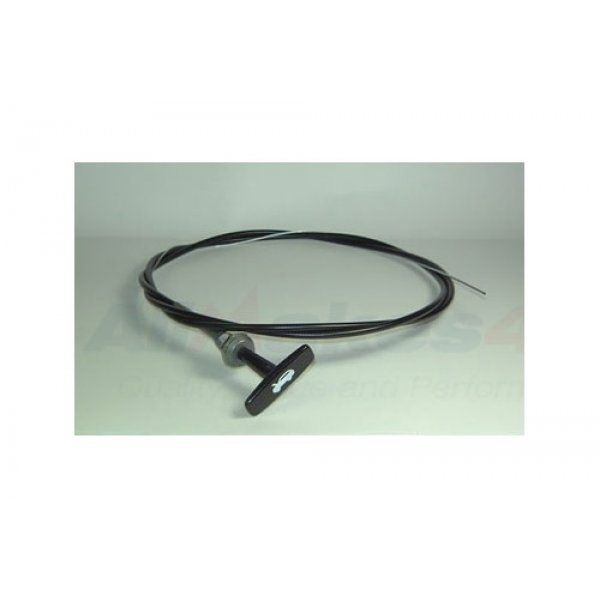 Bonnet Release Cable - MXC6324