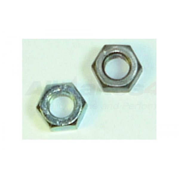 Spring Turret Securing Nut - NH605041L