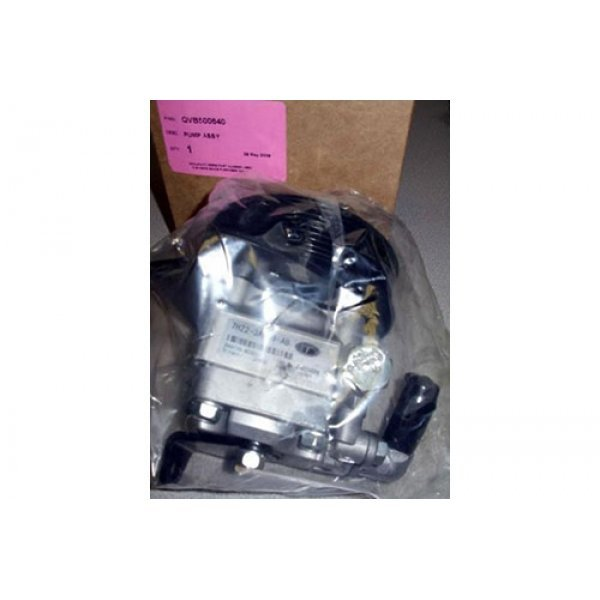 Power Steering Pump - QVB500640