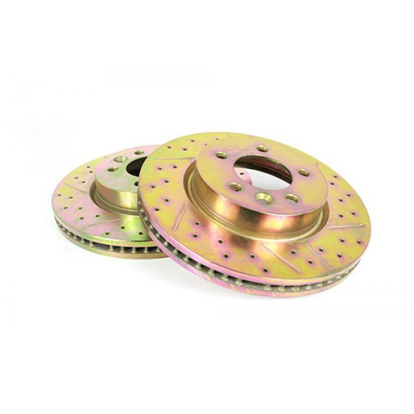 Front Brake Disc - SDB000604CDG