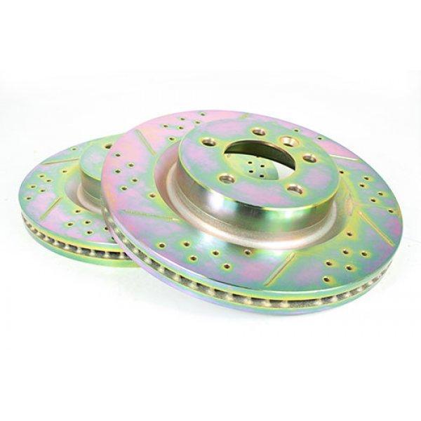 Front Brake Disc - SDB000614CDG