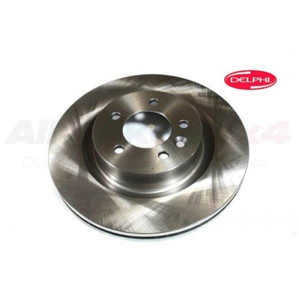 Front Brake Disc - SDB000614G