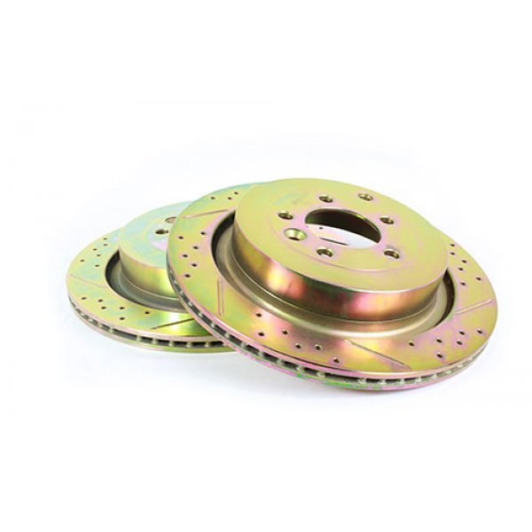 Rear Brake Disc - SDB000646CDG
