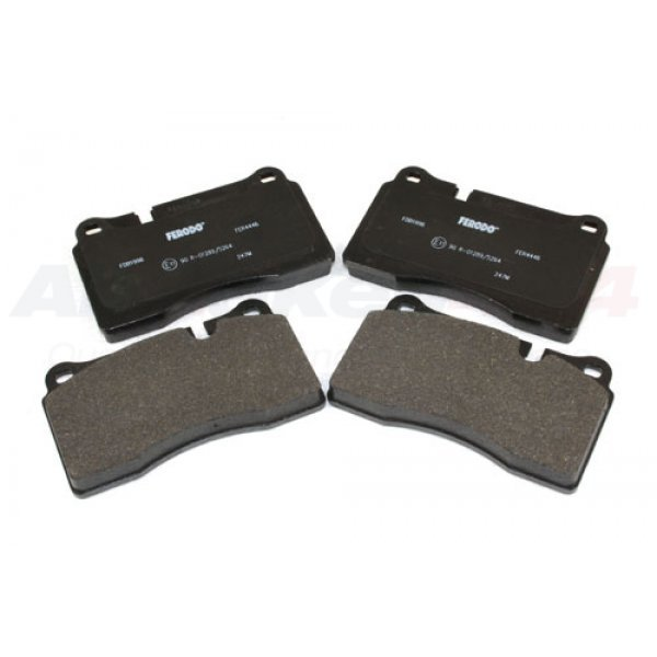 Brake Pad Set - SFP500070F