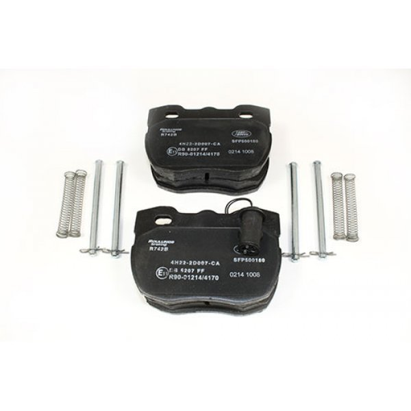 Remblokken - SFP500180M