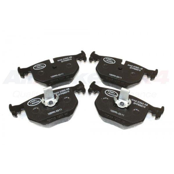 Rear Brake Pads - SFP500210G