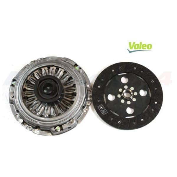 Clutch Cover and Plate - STC50512GEN