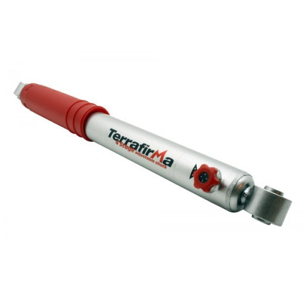 TERRAFIRMA 4 STAGE ADJUSTABLE SHOCK +3 REAR - TF179