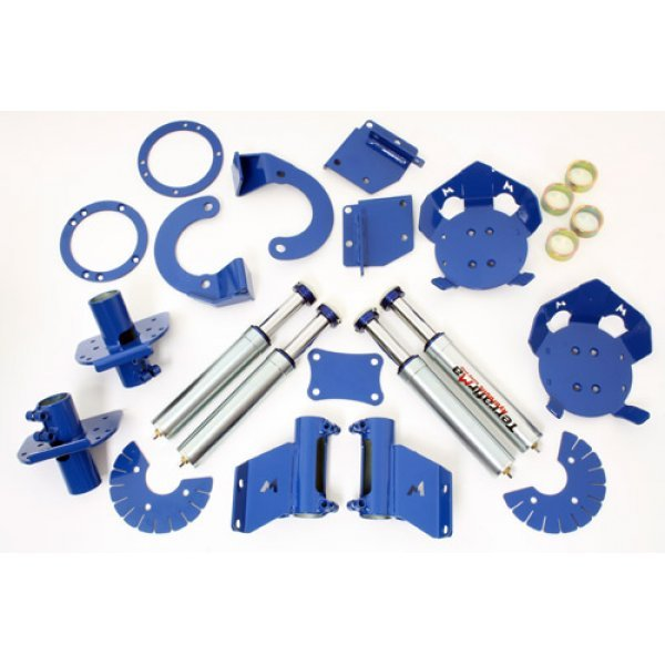 HYDRAULIC BUMP STOP AND MOUNTING KIT FOR 110/130 - TF242
