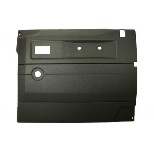 Black defender front door card - TF2440