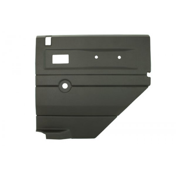 black defender rear door card - TF2480