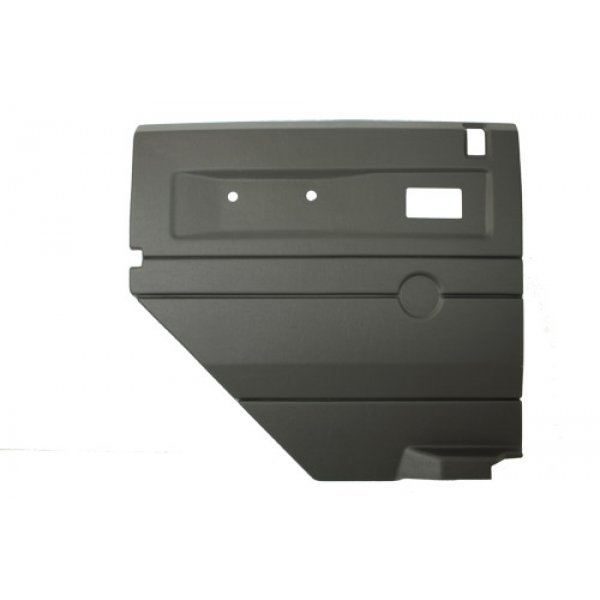 DGREY LH PUSH BUTTON REAR DOOR CARD WITH ELECTRIC - TF2487