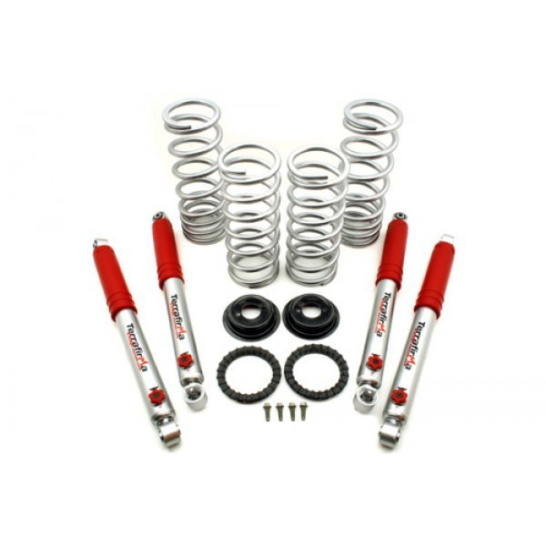 AIR 2 COIL CONVERSION KIT D2 MED LOAD +3in 4 STAGE - TF259