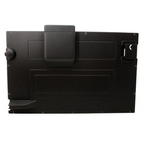 BLACK DEFENDER BACK DOOR CARD FITS ALL MODELS UPTO - TF2740