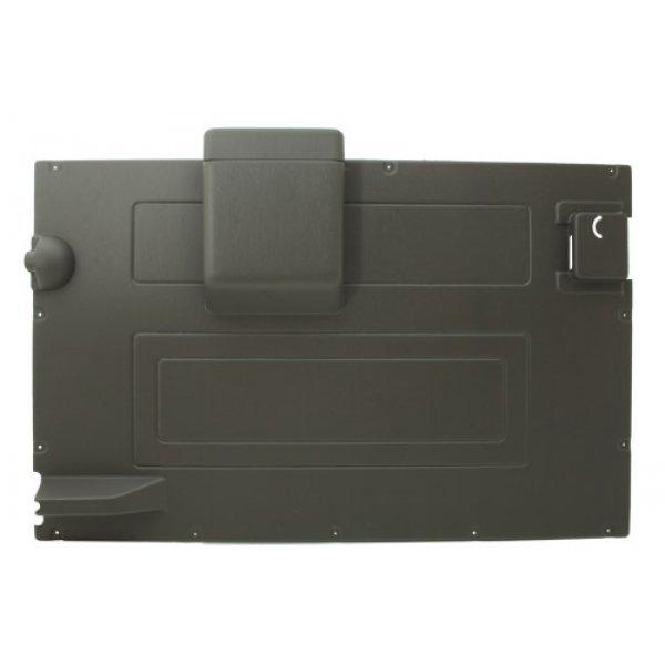 Dark grey defender back end door card - TF2741