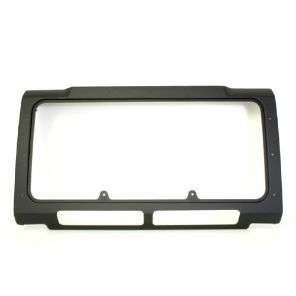 Air Con Front Grille - Black - TF275