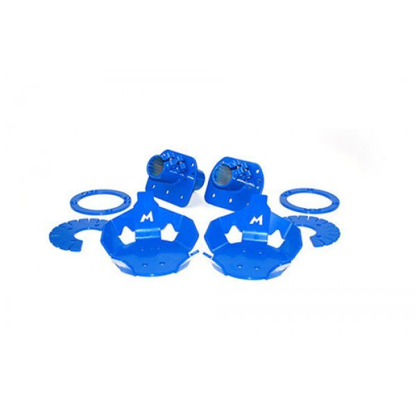 HYDRAULIC BUMP STOP REAR MOUNTING KIT 90/D1/RRC - TF543