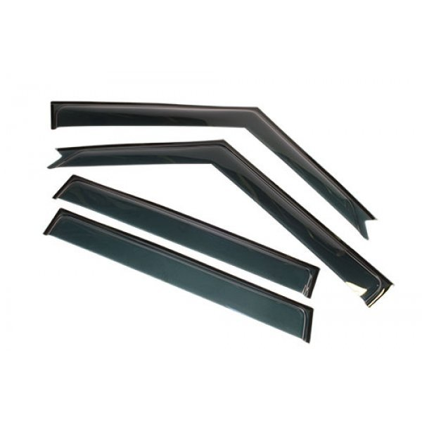 WIND DEFLECTORS FOR DISCOVERY 2 (SET OF 4) - TF661