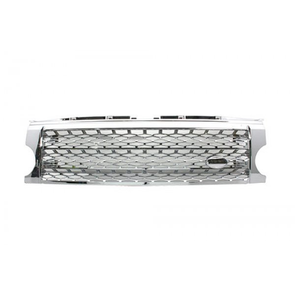 CHROME  GRILLE SUPERCHARGED STYLE FOR D3 - TFS001