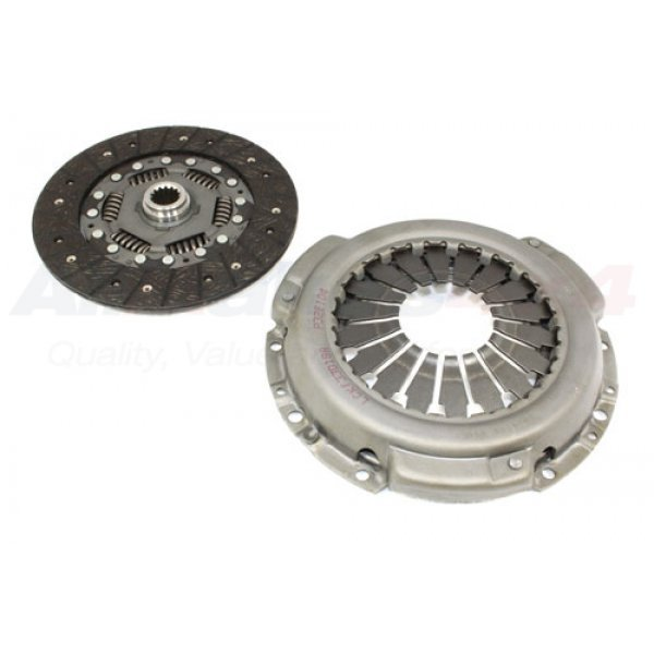 Clutch Plate and Cover - URB500070