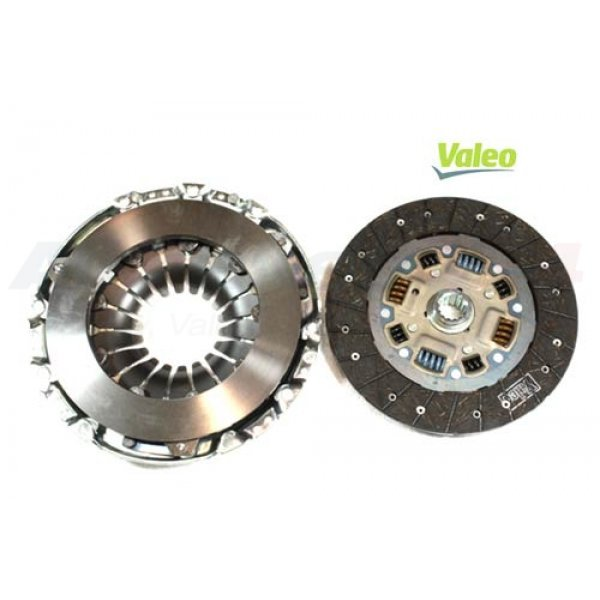 Clutch Plate and Cover - URB500070G