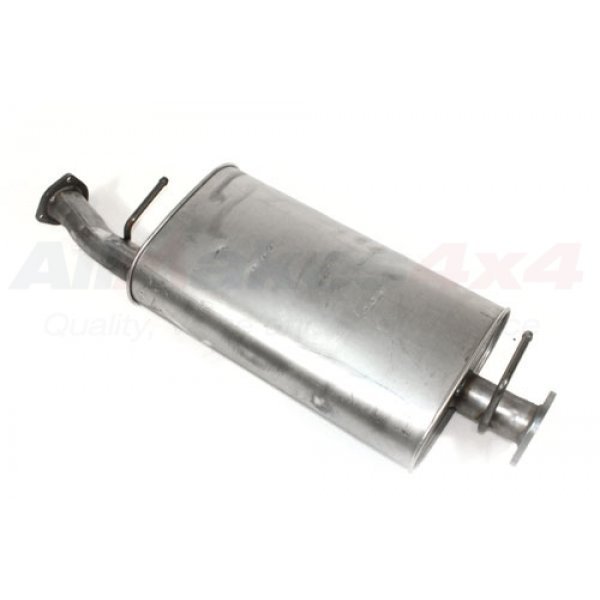 Front Silencer - WDE100590