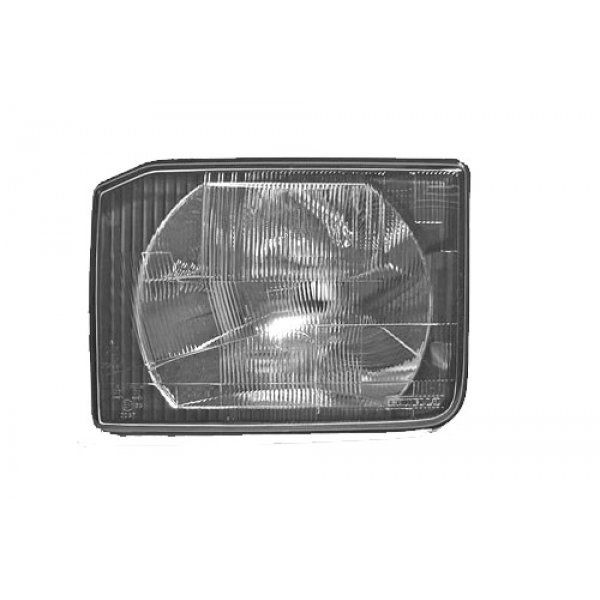 Headlamp Assembly LH - XBC105130