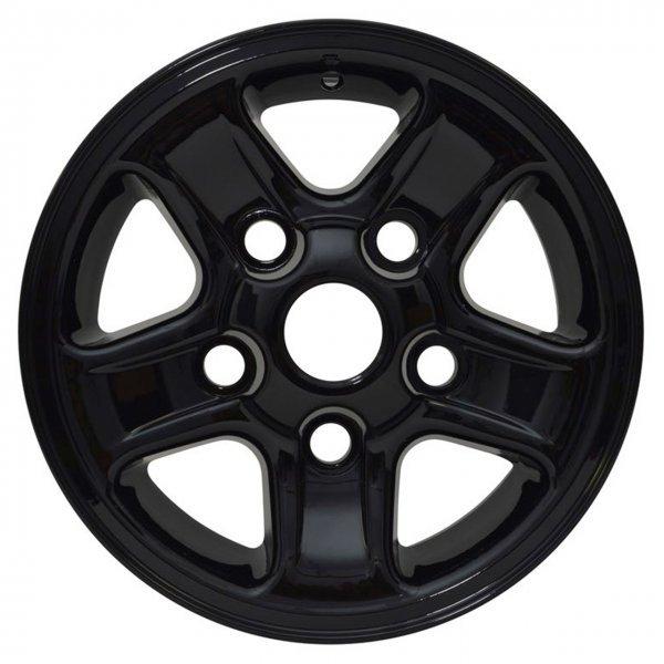 Boostvelg 16″x7J zwart